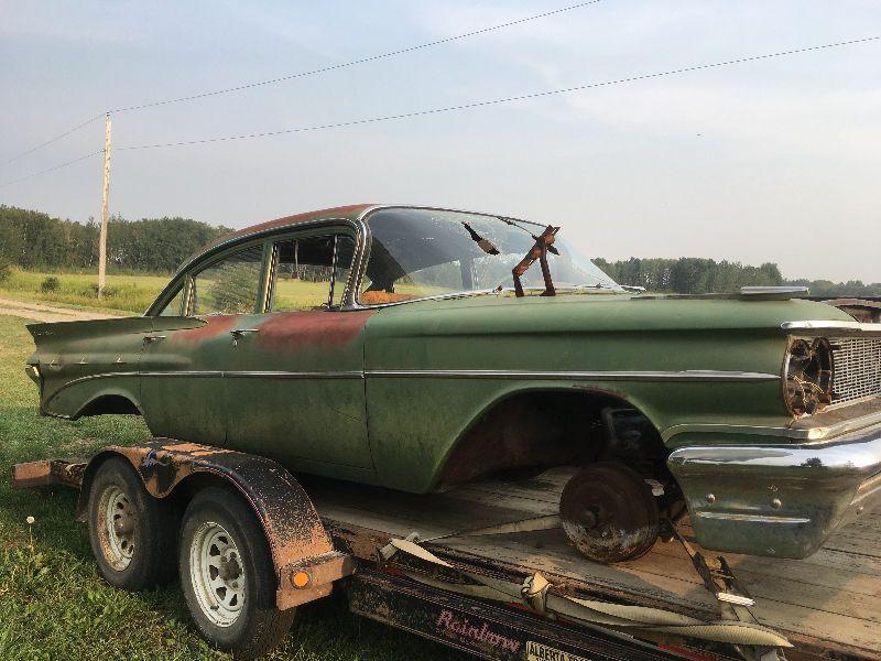 400 1959 Pontiac Laurentain Star Chief Stratochief For Sale