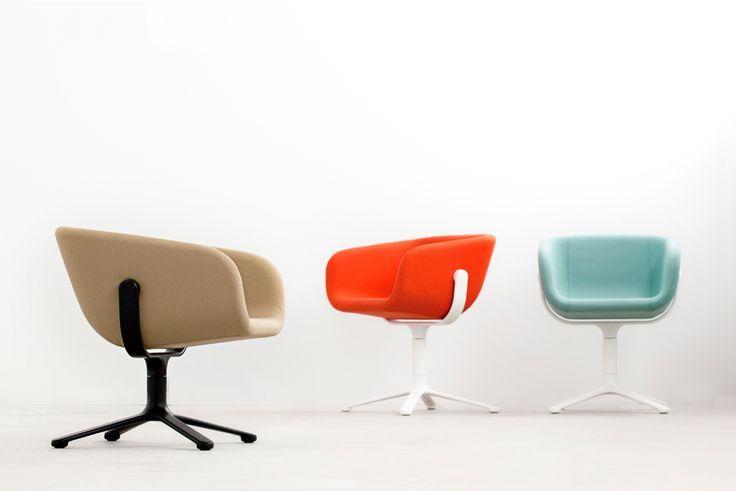 Scoop Chair by KiBiSi