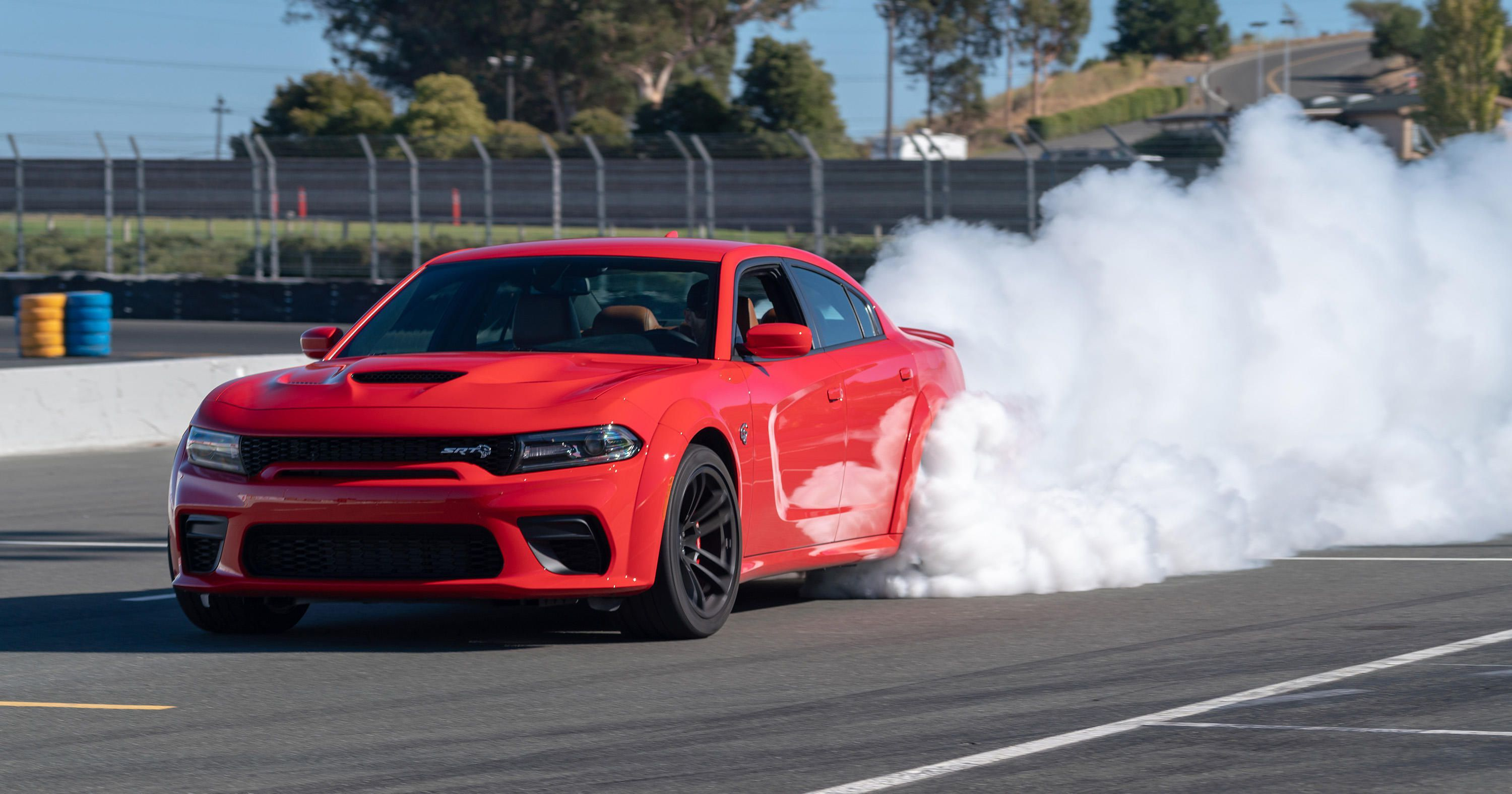 2020 Dodge Charger Widebody First Drive Review Horsepower That Handles Dodge Charger Hellcat Dodge Charger Srt Charger Srt