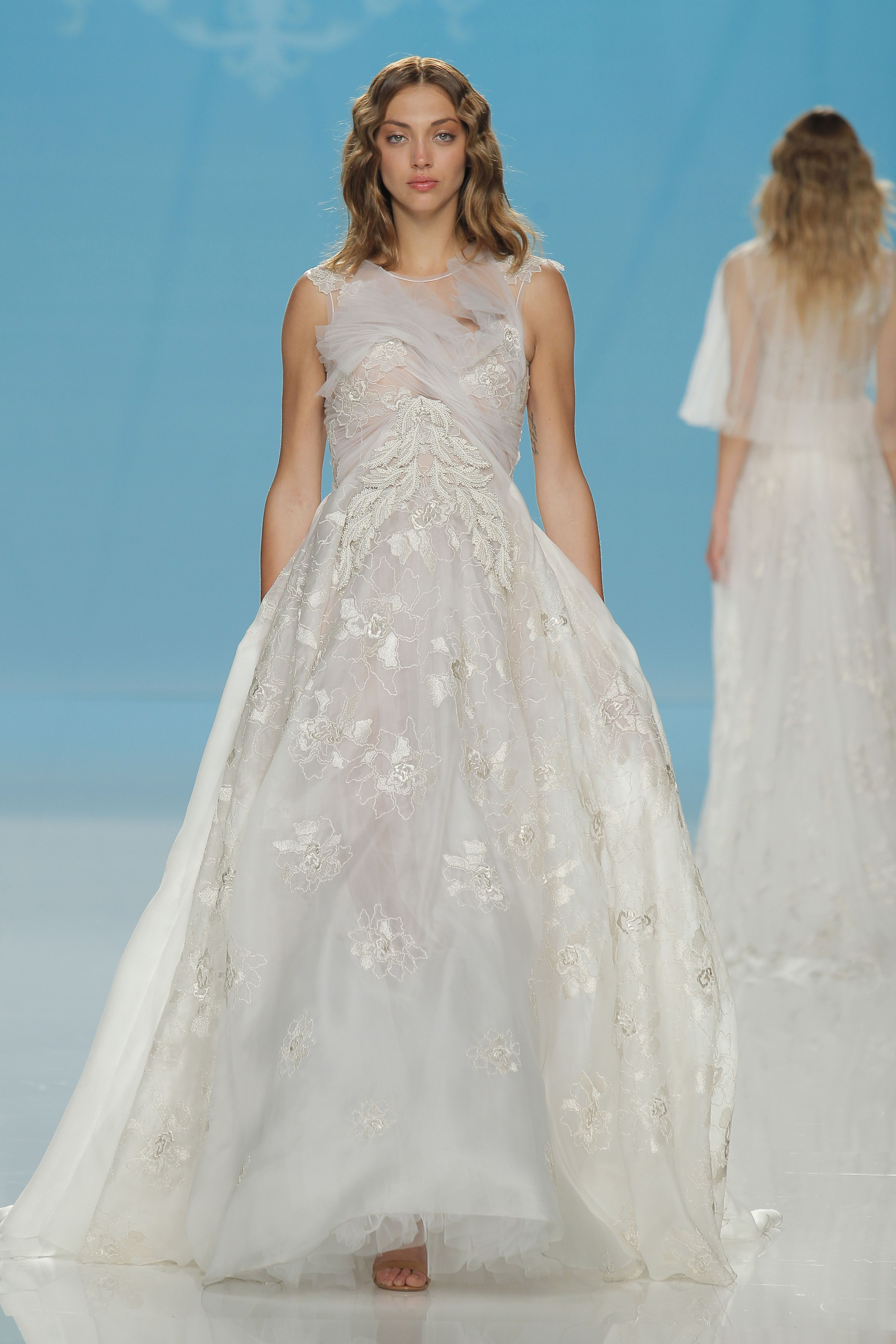 Funky Vestidos De Novias Gitanas Photo - All Wedding Dresses ...