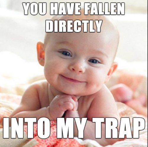 Best Funny Babies 16 Most Adorably Funny Baby Memes 16 Most Adorably Funny Baby Memes - QuotesHumor.com 2