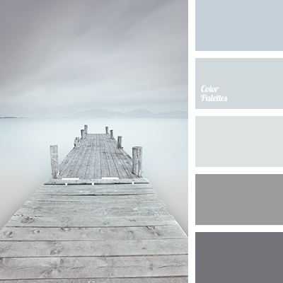 Color Palettes For Edgecomb Gray Monochrome Palette