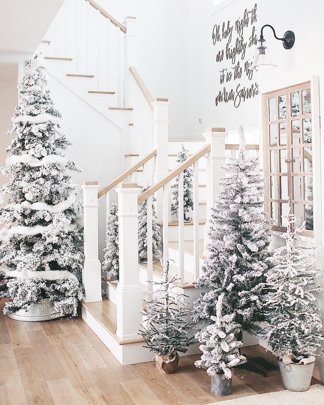 winter wonderland decorating after christmas @ninaandcecilia ...
