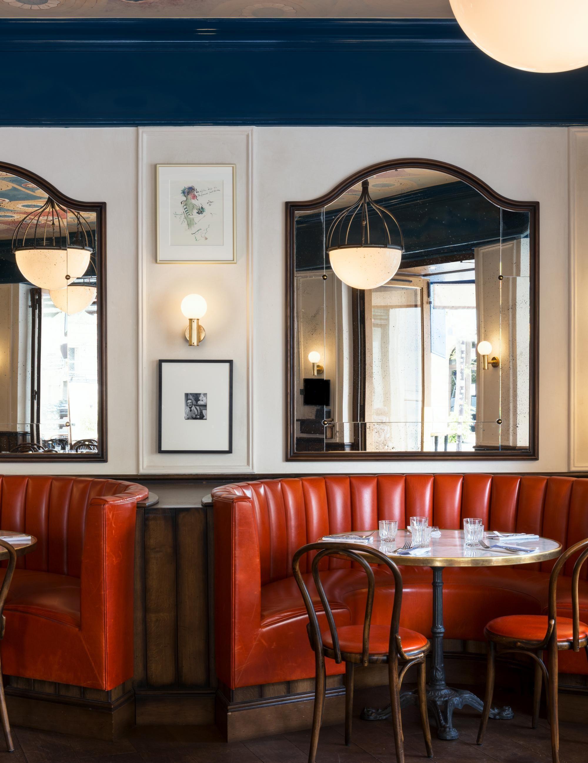 Le Gramont   MBDS. Restaurant InteriorsRestaurant DesignRestaurant ...