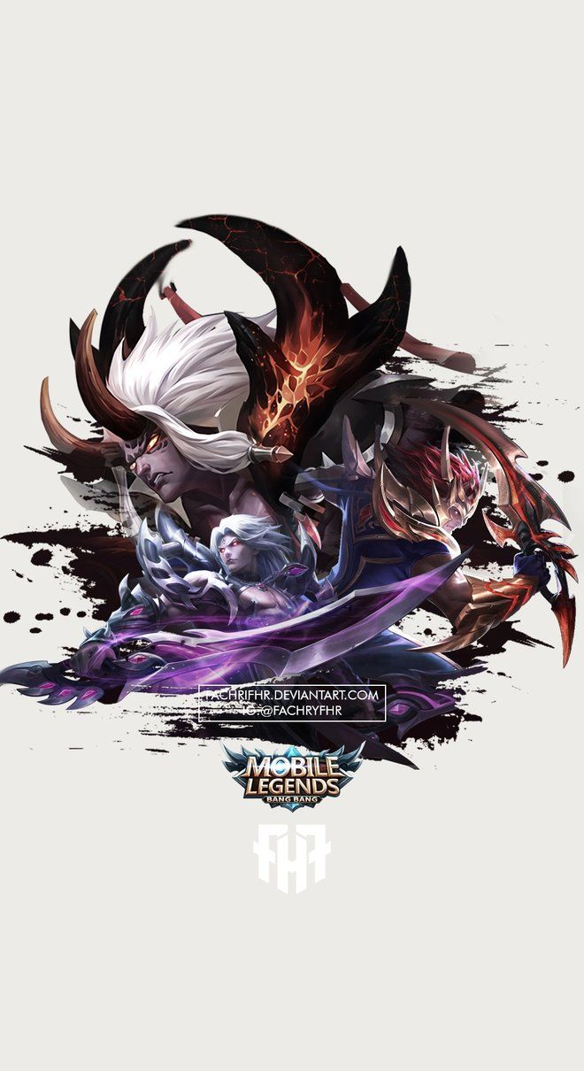 Pin By Apok On Mobile Legend Mobile Legend Wallpaper