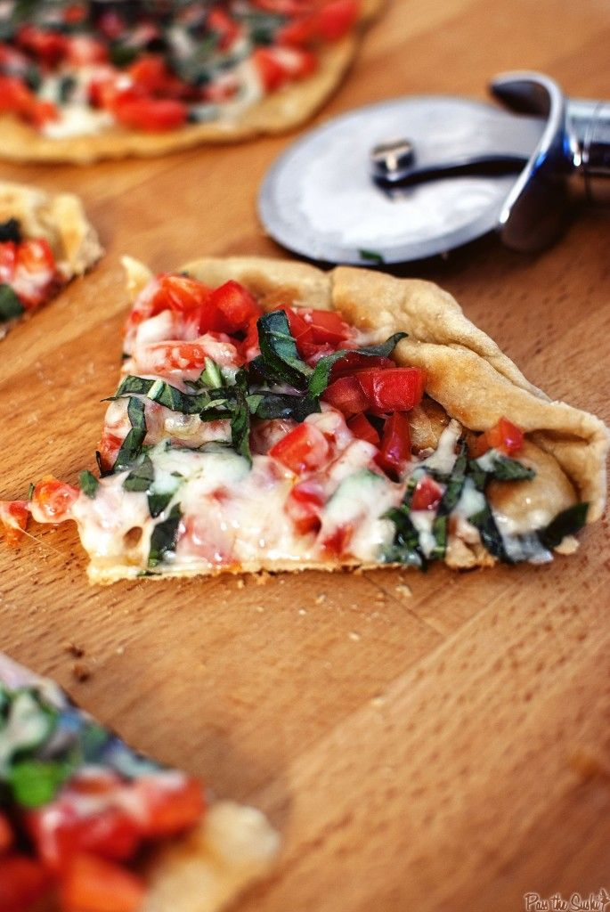 thin crust Skillet pizza for two | America\'s Test Kitchen ...
