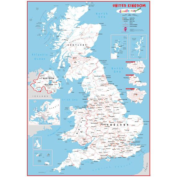 Uk doodle map with crayons by mapsinternationaluk on etsy etsy uk uk doodle map with crayons by mapsinternationaluk on etsy gumiabroncs Images