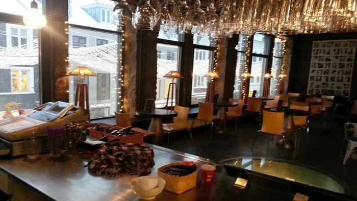 Cafe At Søstrene Grene Aarhus Denmark Hygge Aarhus Denmark