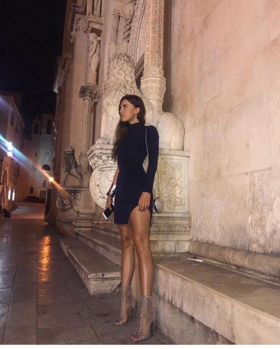 #Kleid #Schwarzes #Schwarzes #Kleid #- Schwarzes Kleid ...