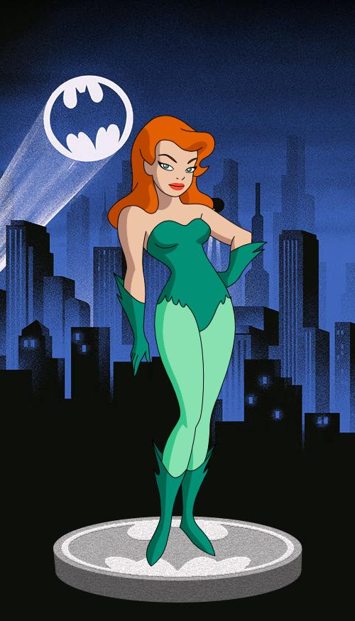 Pictures Of Poison Ivy From Batman : pictures, poison, batman, Poison, DCAUniverse, DeviantArt, Comics,, Cartoon,, Comic