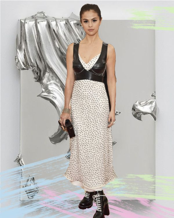 Trend Report: Manus x Machina in your Closet - Selena Gomez in @LouisVuitton
