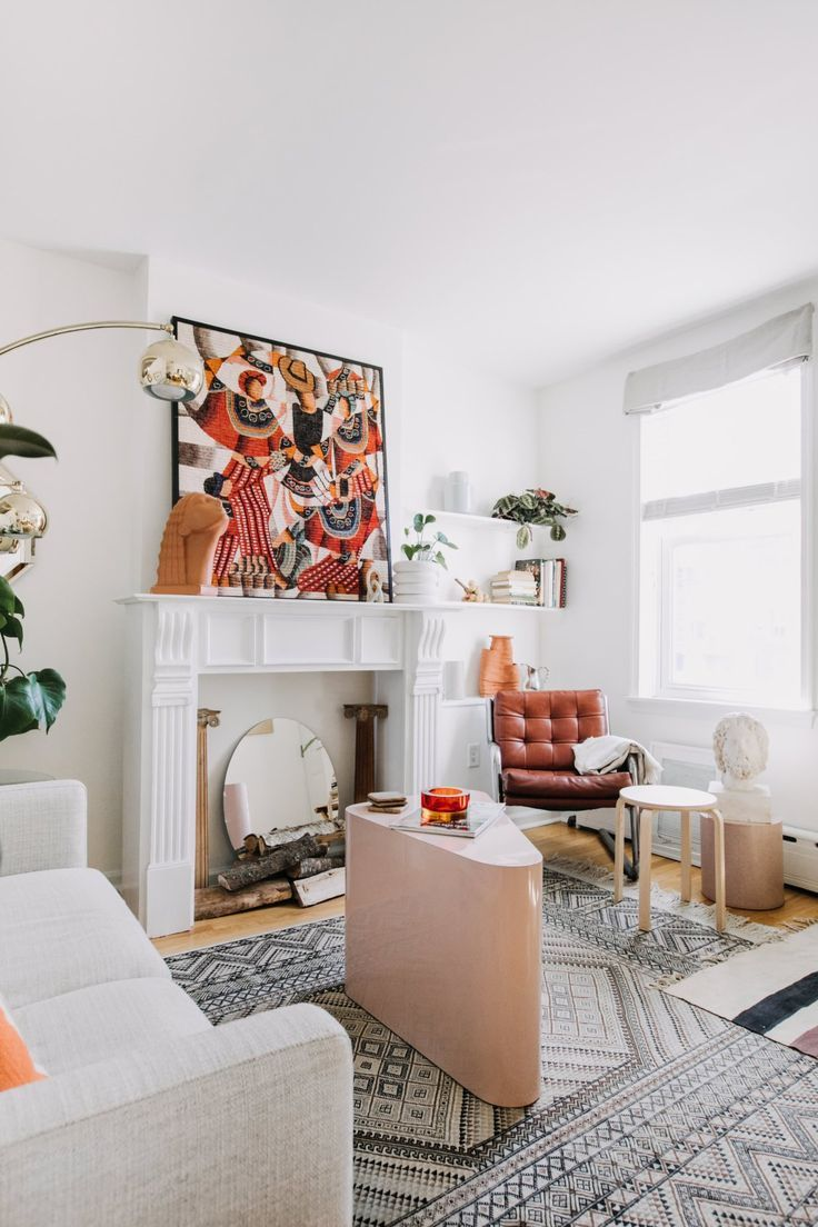Vintage Living Room Ideas For Small Spaces: Yes, This Vintage And Antique Buyer's Home IS Filled With