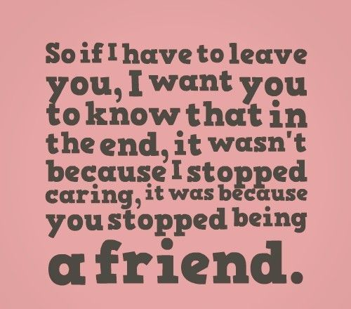 1000+ ideas about Broken Friendship on Pinterest | Quotes ...