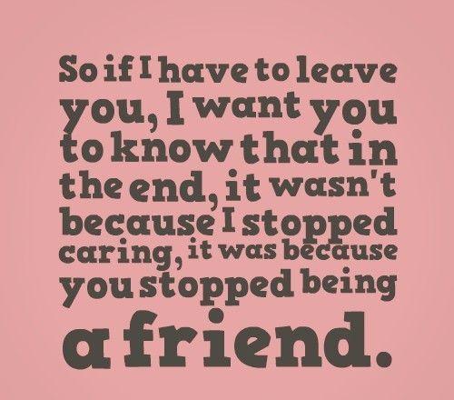 1000+ ideas about Broken Friendship on Pinterest | Quotes ...