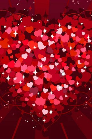 Happy Valentines Iphone Wallpaper Heart Wallpaper Heart