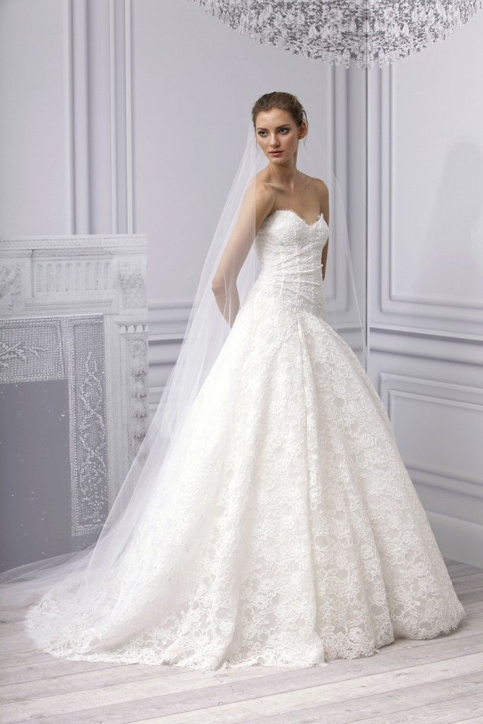 The World S Top Ten Wedding Dress Brand Designing Creations New