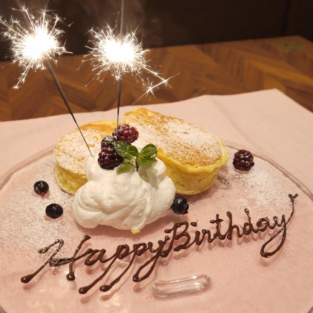 バースデーケーキプレート 花火 Google 検索 誕生日ケーキ バースデープレート 皿盛りデザート