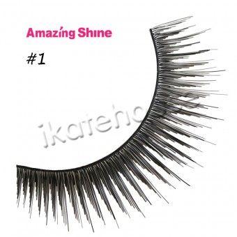 Amazing Shine False Eyelashes #01