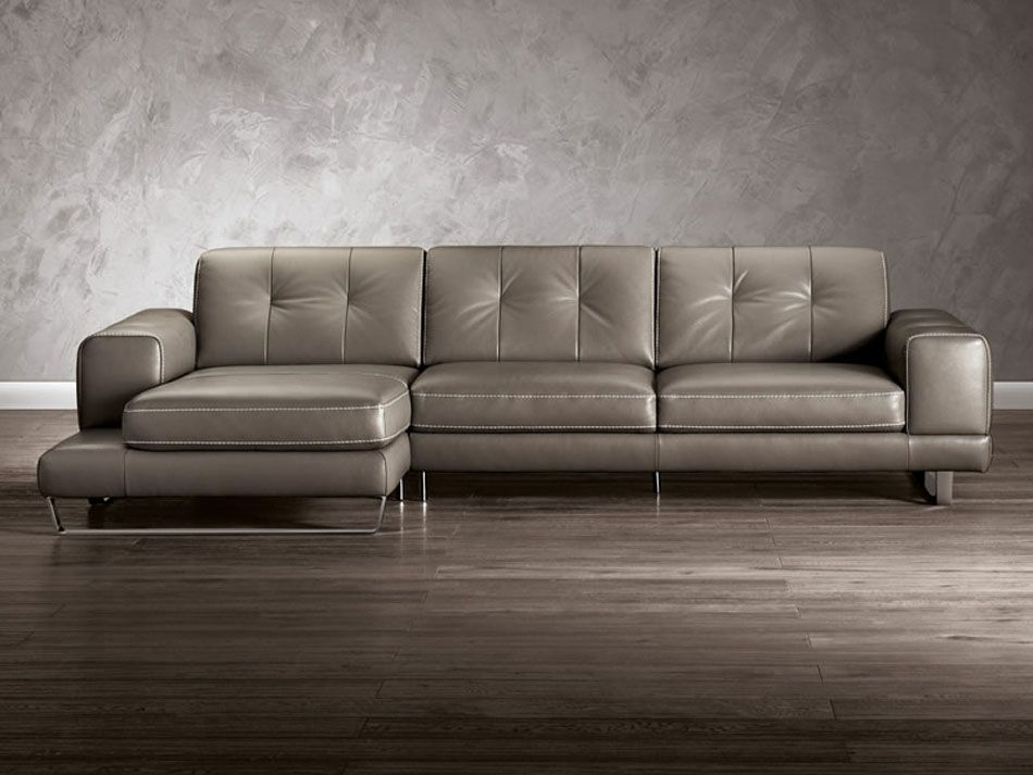 Natuzzi Editions B636 Sectional :: Leather Sectional :: Sectionals :: Modern  Furniture |
