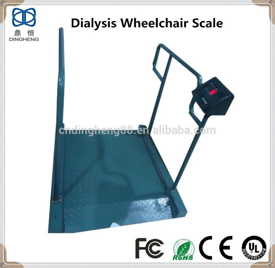 wheel chair scale. Dialysis Wheelchair Scale Wheel For Hospital Chair