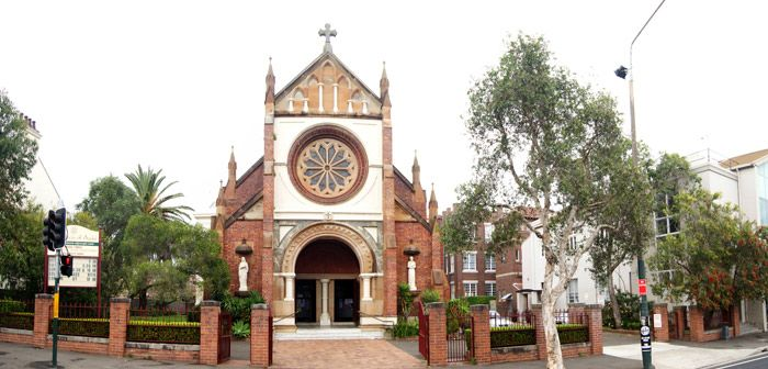 A Guide to Sydney's Most Beautiful Churches   My Dream is to