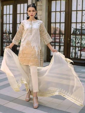 Gul Ahmed Formal Brights 2019   Bridal dress design ...