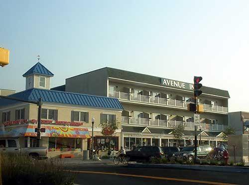 The Avenue Inn In Rehobeth Beach De Owned By Nags Head Hotel People