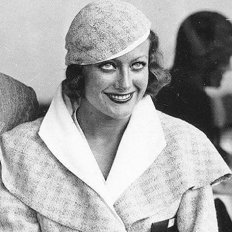 Beautiful Joan in the early 30s #joancrawford #joancrawfordforever