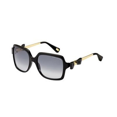 5fc6a36b62 Marc Jacobs Collection Oversize Sunglasses with Ribbon Detail MJ272-S Black
