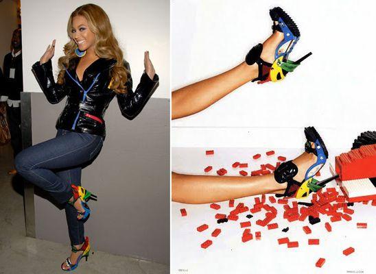 Lego heels   Me too shoes, Heels, Beyonce