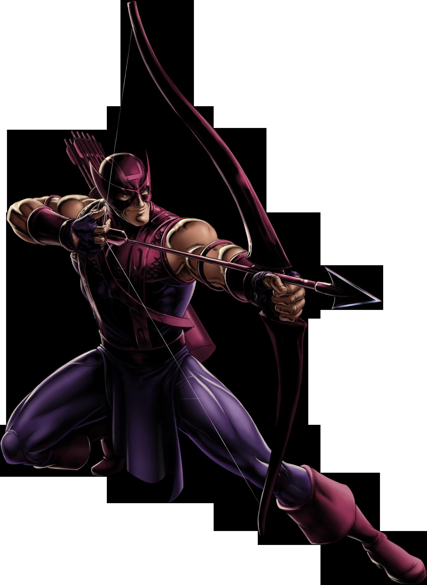 Hawkeye Clint Barton Super Heroi Vilas