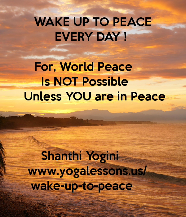 wake-up-to-peace