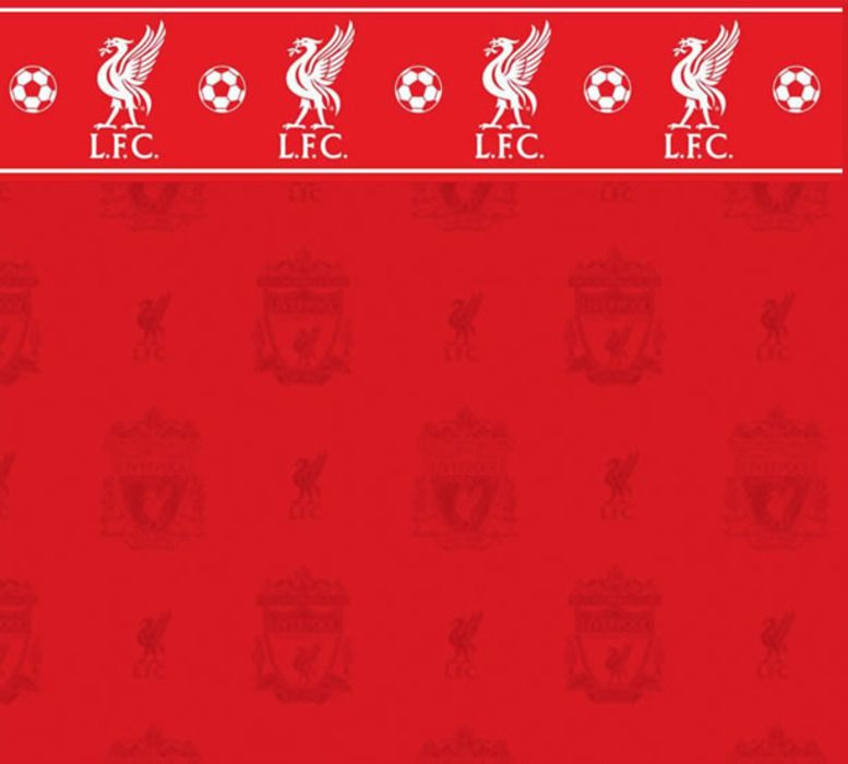 Liverpool Wallpaper Border