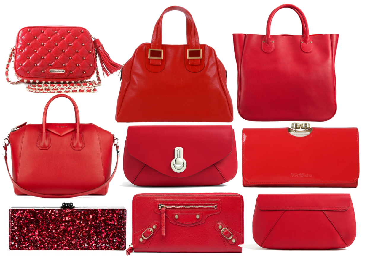 çanta moderne të kuqe | Women's Fashion | Pinterest | Fashion