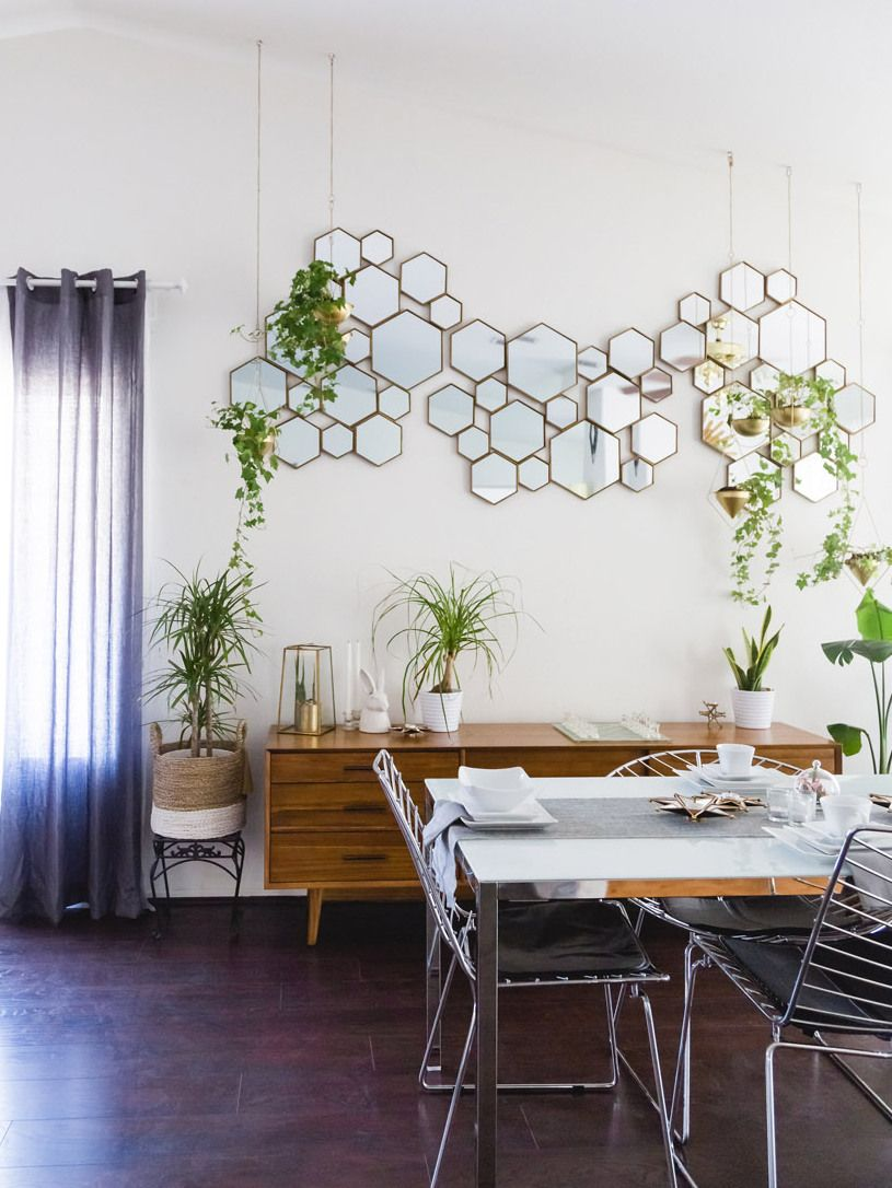 Weekend Reading (Centsational Girl) | Dining room mirrors, Room and ...