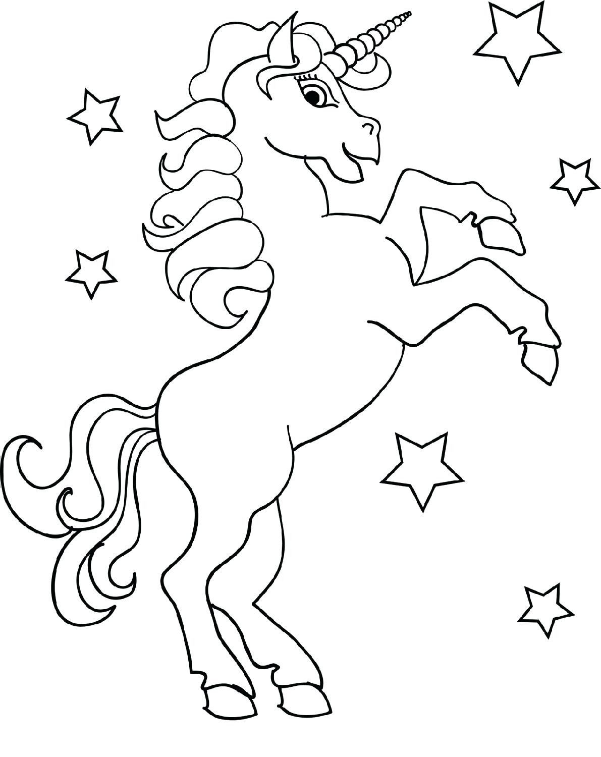 Unicorn Coloring Pages Ideas With Printable Pdf Free Coloring Sheets Unicorn Pictures To Color Free Coloring Pages Horse Coloring Pages