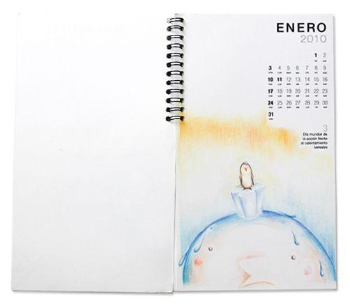 Calendario ilustrado