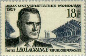 World University Games (Leo Lagrange)