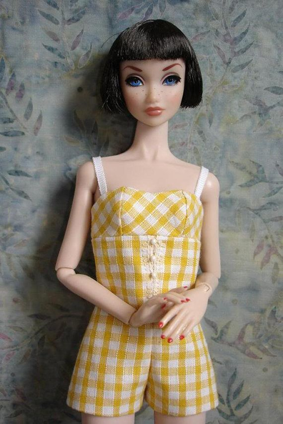 poppy parker dolls for girls | OOAK fashion for Poppy Parker Misaki Nuface dolls by lulumaygang