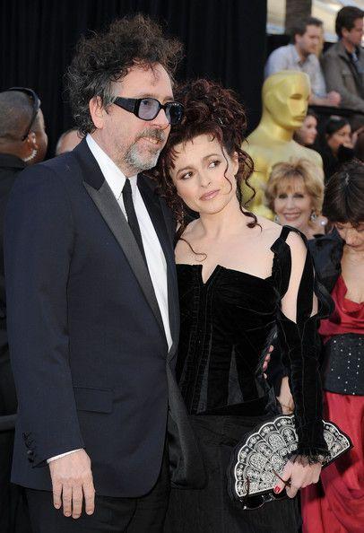 Helena Bonham Carter and Tim Burton Photos - 83rd Annual Academy Awards - Arrivals - Zimbio
