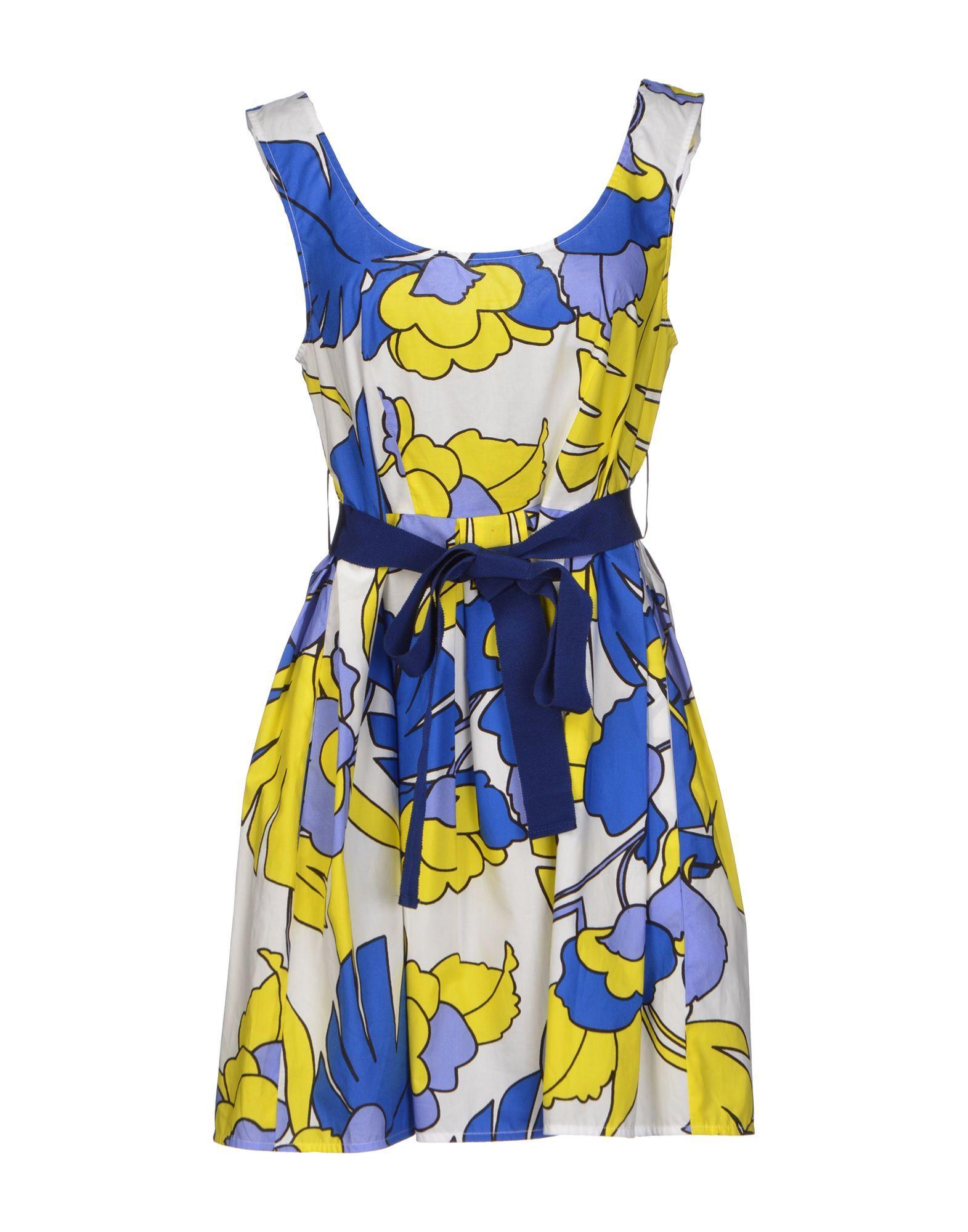 P A R O S H Yellow Short Dress Short Yellow Dress Yellow Shorts Royal Blue And Gold [ 2000 x 1571 Pixel ]