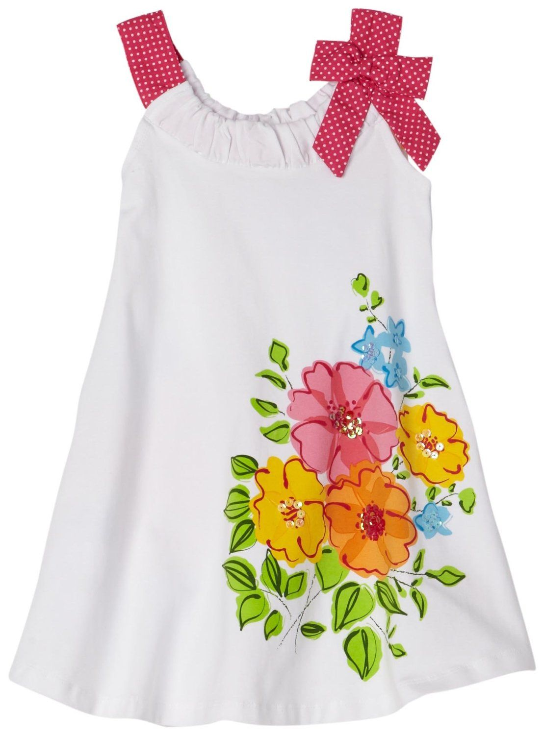 Product Features Perfect for daily girl dress,playwear dress,party dress or other.