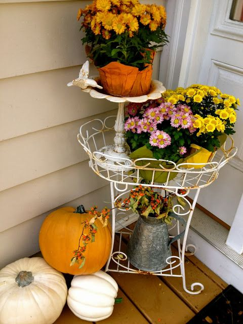 """Cottage Living - from Beach to Burbs: AUTUMN in the """"BURBS"""""""