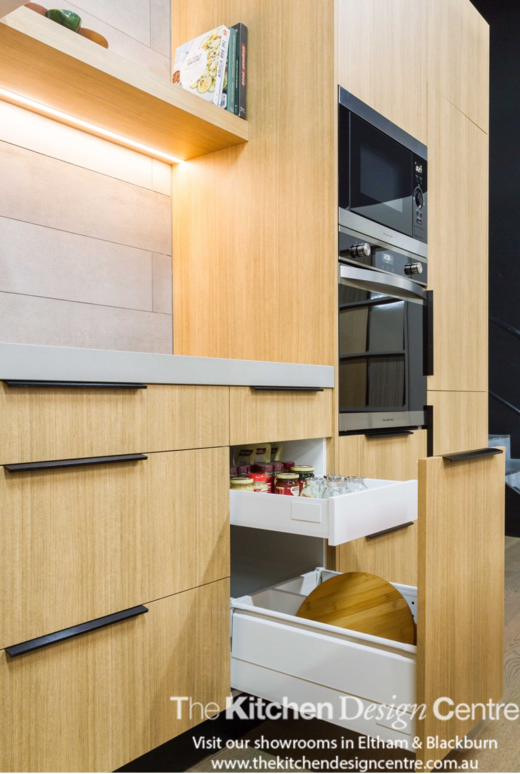 Laminex Design Hub Have Sponsored This Kitchen To Create A Natural Theme  Using Warm Timber ColoursLaminex