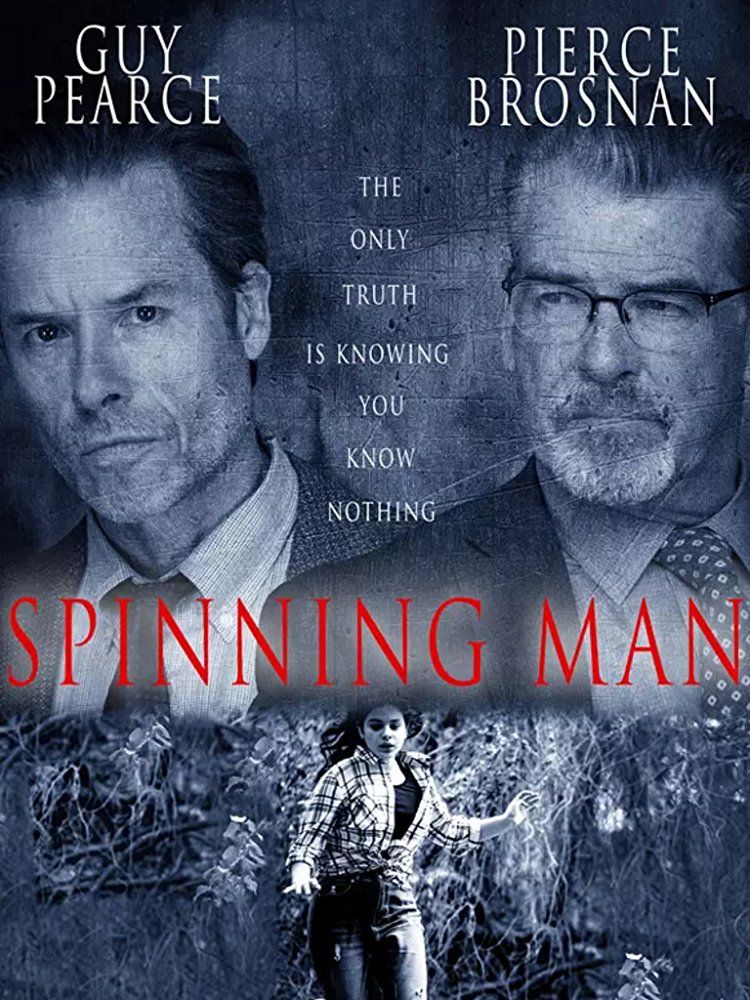 Watch Spinning Man Full-Movie Streaming
