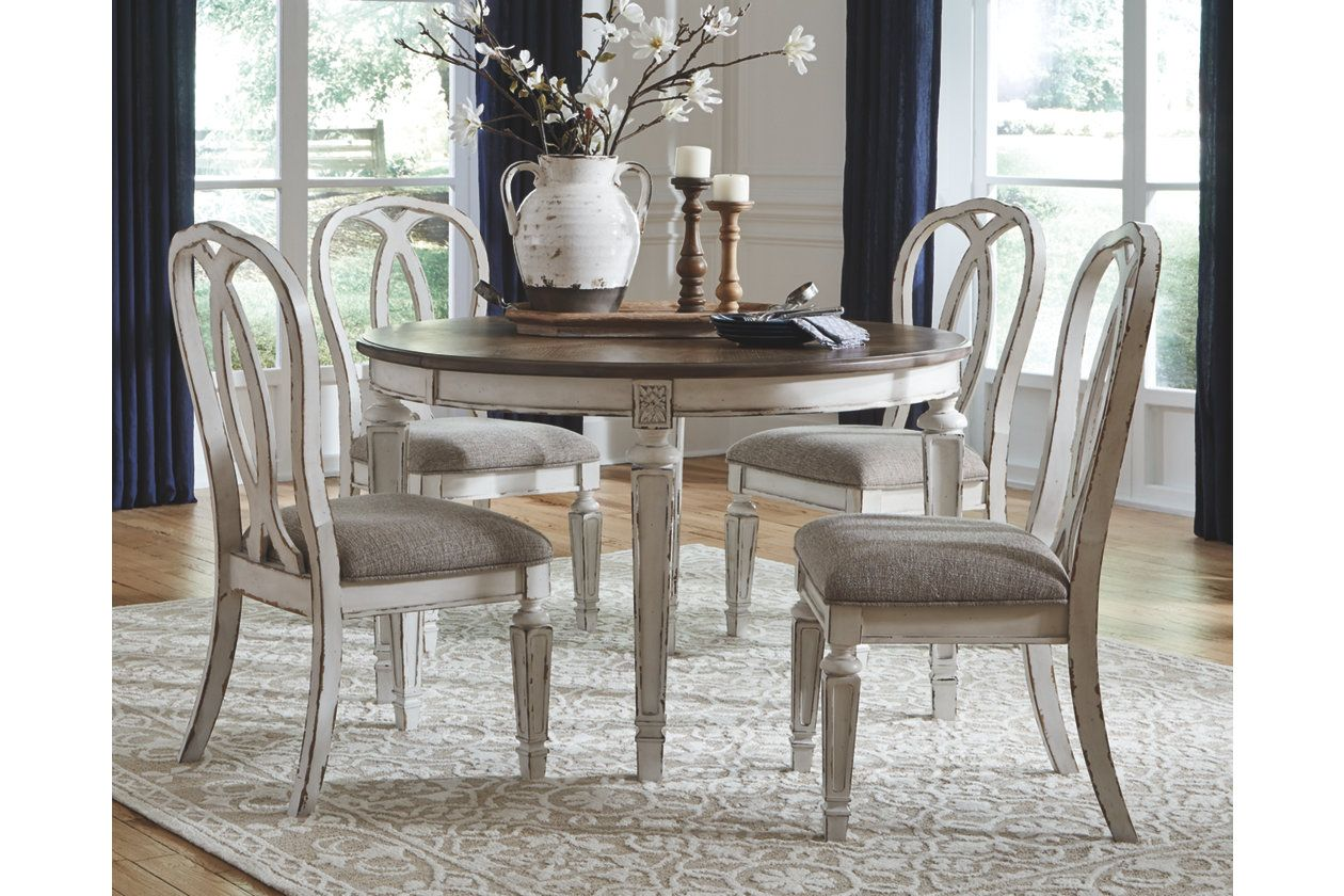 Realyn Dining Room Extension Table Dining room table