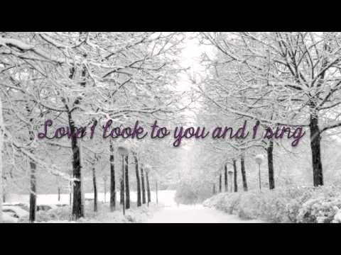 ▷ Love is Christmas Cover - Lauren Anderson (LYRICS) | Winter ...