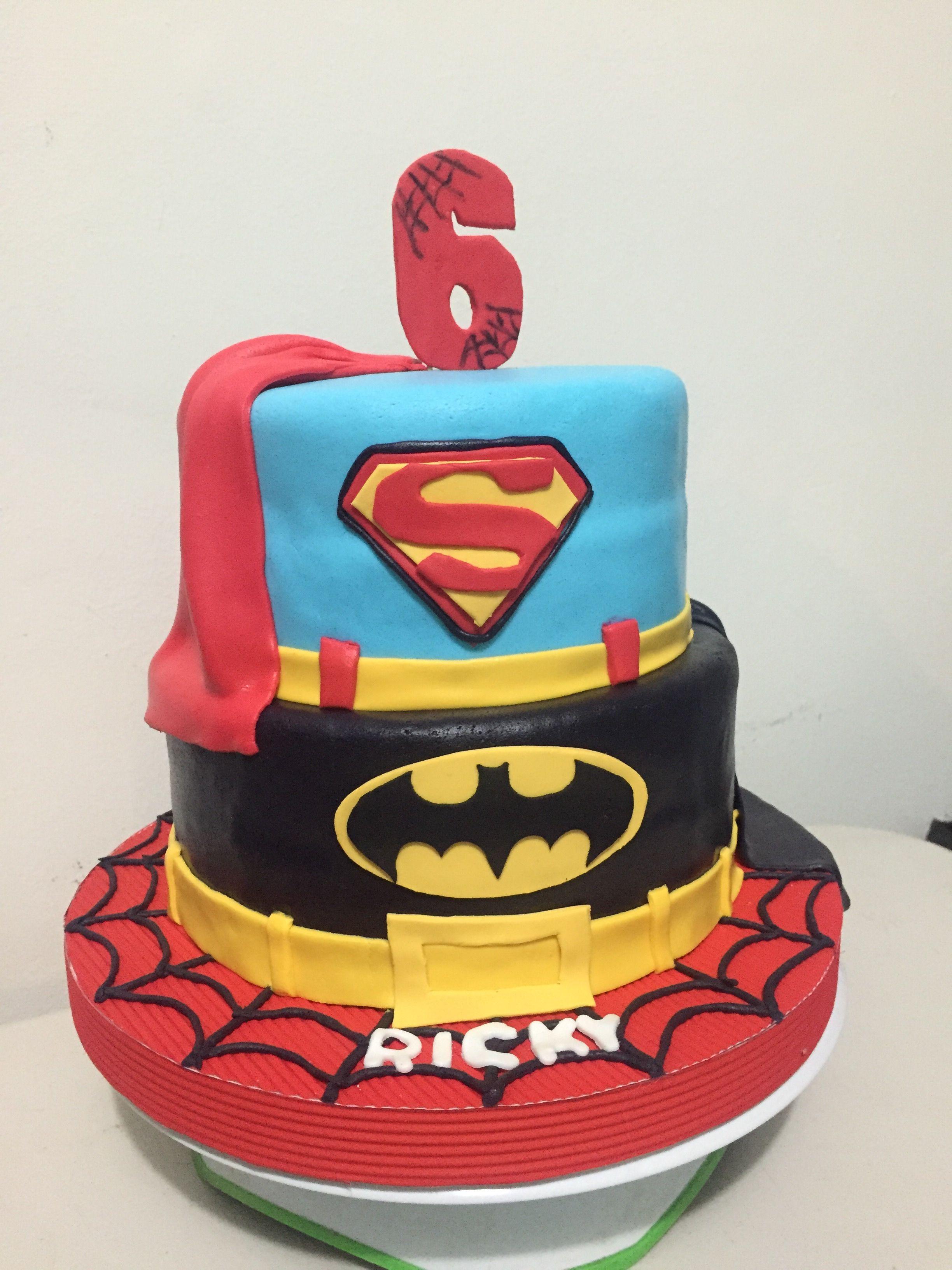 Pastel Superhroes Superman Batman