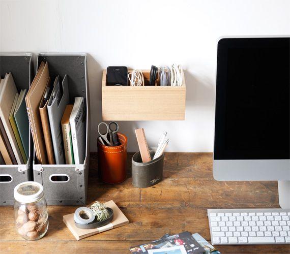 リビング・デスクまわり|無印良品 使い方ひろがるアイデア集|MUJI Life-家具