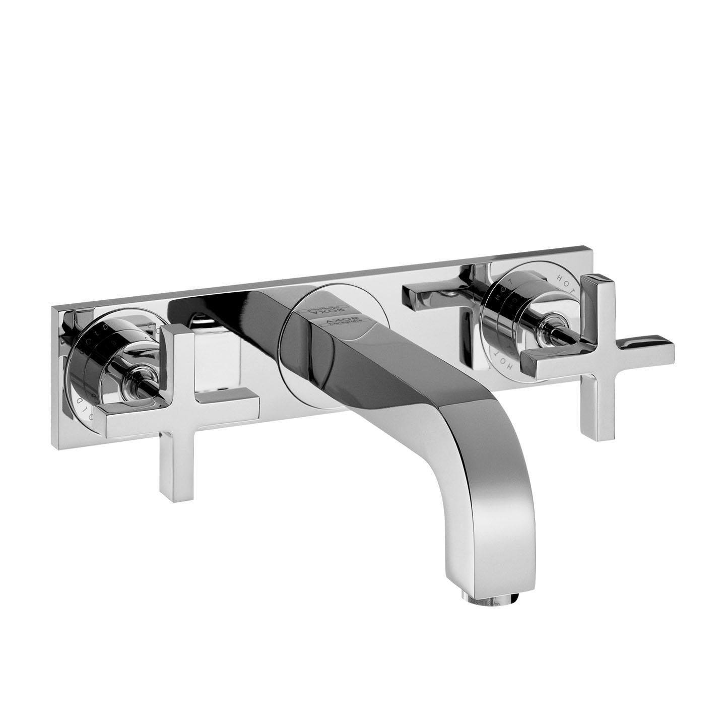 Axor Citterio wall mount | faucets | Pinterest | Wall mount, Tap and ...